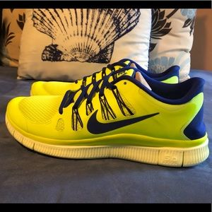 Nike Free 5.0, brand new, size 11. No box.
